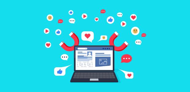 وب سایت یا شبکههای اجتماعی؟