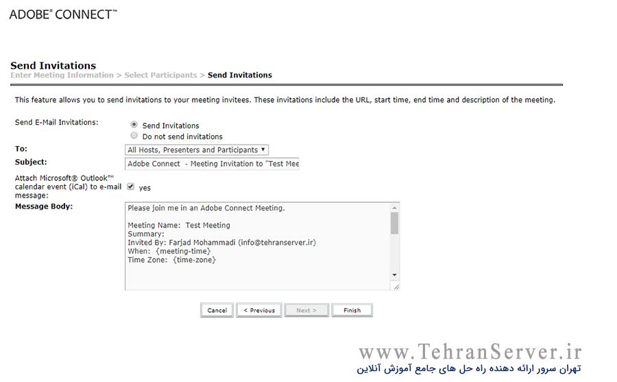 آموزش ساخت کلاس مجازی در AdobeConnect